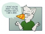 2013 anthro canine dialogue doing_it_wrong english_text eyes_closed eyewear glasses hat male mammal merystic party_hat solo speech_bubble text what wolf  Rating: Safe Score: 16 User: TonyLemur Date: February 03, 2013