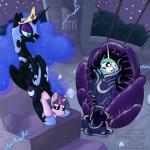 friendship_is_magic my_little_pony nightmare_moon_(mlp) princess_celestia_(mlp) smudge_proof teats twilight_sparkle_(mlp) unbirthing   Rating: Explicit  Score: 1  User: Smudge_Proof  Date: March 09, 2014