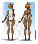 2014 abstract_background anthro areola back black_nose blue_eyes breasts brown_fur brown_nipples butt cervine deer female fur gwen_applebottom hair hollandworks hooves kamina1978 lips mammal model_sheet navel nude orange_hair pubes short_hair small_breasts smile solo spots standing white_fur wide_hips   Rating: Explicit  Score: 7  User: Zagareus  Date: April 13, 2014