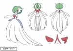 ambiguous_gender eyes_closed gardevoir japanese_text looking_at_viewer mega_evolution mega_gardevoir nintendo official_art plain_background pokémon text translation_request video_games white_background   Rating: Safe  Score: 0  User: Juni221  Date: April 24, 2014