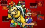 2014 :d anthro bowser chubby claws clothing cookieboy011 crossed_arms detailed_background eye_contact footwear game_background gloves hair hat horn human koopa male mammal mario mario_bros new_super_mario_bros_wii nintendo plumber red_hair reptile scaile scalie shell shoes spikes standing super_mario_sunshine super_mario_world turtle video_games wristband  Rating: Safe Score: 3 User: Munkelzahn Date: June 23, 2014