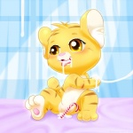 anthro candy candy_cane cub feline female food fur kougra mammal maverick neopets paws pussy solo tiger tongue tongue_out yellow_eyes yellow_fur young  Rating: Explicit Score: 4 User: Chikita Date: December 07, 2012