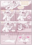 1_eye 2018 ambiguous_gender anthro barefoot child comic core crying dulce_(character) english_text female goo_creature hair hi_res lagomorph looking_back mammal monochrome mr.pink open_mouth pink_theme pwink rabbit sad tears text youngRating: SafeScore: 6User: LapnikNemur25Date: March 21, 2018