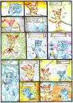 anthro battle blush bulge clothing comic cub dialogue eeveelution glaceon leaf_tail leafeon male mariano nintendo nipples pokémon red_eyes tail_clothing text underwear video_games weapon yellow_eyes young  Rating: Questionable Score: 0 User: slyroon Date: May 14, 2015