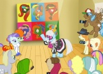 applejack_(mlp) blue_fur cutie_mark earth_pony equine female feral flash_bulb_(mlp) fluttershy_(mlp) friendship_is_magic fur group horn horse inspired_by_proper_art lyrica_(mlp) male mammal my_little_pony pegasus photo_finish_(mlp) pinkie_pie_(mlp) pony rainbow_dash_(mlp) rarity_(mlp) roxie_(mlp) stella_(mlp) themuffin twilight_sparkle_(mlp) unicorn wings  Rating: Safe Score: 4 User: Skiltaire Date: June 11, 2011