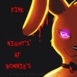 blood bonnie_(fnaf) bow_tie comic five_night's_at_bonnie's five_nights_at_freddy's five_nights_at_freddy's_3 glowing glowing_eyes jack-a-lynn lagomorph male mammal rabbit solo   Rating: Safe  Score: 3  User: Vallizo  Date: March 16, 2015