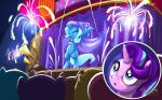 2016 cute equine female feral friendship_is_magic horn mammal my_little_pony mysticalpha starlight_glimmer_(mlp) trixie_(mlp) unicorn  Rating: Safe Score: 2 User: Robinebra Date: May 01, 2016