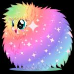 alpha_channel equine fan_character female fluffle_puff fur hair happy horse lizzysmind mammal multicolored_fur multicolored_hair my_little_pony open_mouth pony simple_background smile solo sparkles transparent_background  Rating: Safe Score: 12 User: Robinebra Date: November 13, 2015