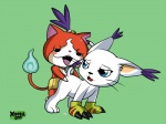 blush cum digimon duo female gatomon jibanyan male male/female penetration vaginal vaginal_penetration video_games xierra099 yo-kai_watch  Rating: Explicit Score: 4 User: Trashboat Date: October 19, 2015