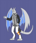 anthro dragon katuro male scalie solo standing  Rating: Safe Score: 0 User: Katuro Date: February 13, 2015""