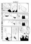 anthro canine clothing comic fur male mammal monochrome rolf text translated yakantuzura zinovy  Rating: Safe Score: 0 User: banhday Date: May 06, 2016