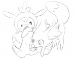 canine chespin cum fennec fennekin feral fox gay inkitsuyasha male mammal nintendo oral penis pokémon precum sketch video_games   Rating: Explicit  Score: 3  User: Luminocity  Date: February 15, 2014