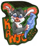 badge feline kanjo looking_at_viewer magnifying_glass toradoshi   Rating: Safe  Score: 1  User: Spotzz  Date: January 12, 2012