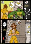 akabur anthro april_o'neil comic donatello_(tmnt) female male mask michelangelo_(tmnt) pictographics reptile scalie speech_bubble splinter teenage_mutant_ninja_turtles turtle  Rating: Explicit Score: 4 User: Landan_Fondell Date: December 09, 2010
