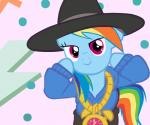 clock clothing equine female fluttershy626 friendship_is_magic hat hoodie mammal my_little_pony necklace pants pegasus rainbow_dash_(mlp) rap smile wings   Rating: Safe  Score: 8  User: darknessRising  Date: April 20, 2014