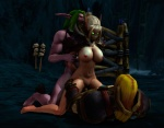 animated anthro big_breasts blood_elf breasts double_penetration elf female glowing_eyes hair human human_on_anthro interspecies male night_elf nipples outside penetration penis pointy_ears primer_(artist) sex straight video_games warcraft world_of_warcraft   Rating: Explicit  Score: 7  User: XxFR0STxX  Date: August 22, 2013