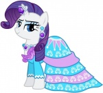 blue_eyes clothed clothing dress equine female feral friendship_is_magic hair horn horse mammal my_little_pony pony purple_hair rarity_(mlp) unicorn  Rating: Safe Score: 0 User: QuetzalcoatlColorado Date: May 01, 2016