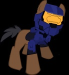 alpha_channel armor blue_team caboose equine feral friendship_is_magic halo_(series) helmet horse male mammal my_little_pony plain_background pony spartan transparent_background video_games   Rating: Safe  Score: -3  User: gryphon110  Date: September 03, 2013