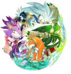 anthro avian bird blaze_the_cat cat echidna feline group hawk hedgehog jet_the_hawk mammal monotreme silver_the_hedgehog sonic_(series) sonic_riders teenager tikal_the_echidna young   Rating: Safe  Score: 2  User: Rad_Dudesman  Date: May 23, 2015