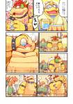 alcohol beer beverage blush bowser charizard chubby clothing comic crush cute dragon food garousuki human japanese_text king_dedede kirby_(series) link male mammal mario_bros nintendo obsession open_mouth pokémon scaile scalie sweat text the_legend_of_zelda translation_request video_games water  Rating: Safe Score: 9 User: Zest Date: February 21, 2015