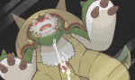 balls blush breath chesnaught chest_tuft cum cum_on_balls cumshot erection fur male nintendo orgasm penis pokémon solo spikes tuft unknown_artist video_games   Rating: Explicit  Score: 1  User: RumbaBeats  Date: February 25, 2014