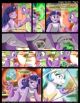 2012 birth comic dragon dragonification english_text equine fan_character female feral friendship_is_magic horse kitsune_youkai magic mammal my_little_pony oviposition pony princess princess_celestia_(mlp) princess_molestia pussy royalty scalie spike_(mlp) sweat text transformation twilight_sparkle_(mlp)   Rating: Explicit  Score: 28  User: kitsuneyoukai  Date: April 24, 2012