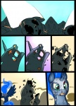 armor blood broken comic equine feathers feral friendship_is_magic group hair horn mammal metal_(artist) monster my_little_pony princess_luna_(mlp) scratches sweat tired undead winged_unicorn wingsRating: SafeScore: 1User: IndigoHeatDate: March 25, 2017