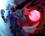 anthro aotsuki091 book canine magic male mammal moon pretty_cure sky_(artist) smile_pretty_cure solo wolf wolfrunRating: SafeScore: 11User: GrinardDate: June 20, 2012