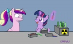bow duo empyu equine female friendship_is_magic fur hair horn magic mammal multicolored_hair my_little_pony nuclear ponytail princess_cadance_(mlp) purple_eyes twilight_sparkle_(mlp) unicorn wide_eyed winged_unicorn wings young   Rating: Safe  Score: 6  User: SlayerBVC  Date: May 05, 2015