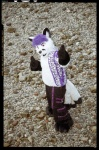 anthro canine fox fursuit gallenw hair jeans looking_at_viewer male mammal multiple_tails pink_eyes real short_hair solo  Rating: Safe Score: 0 User: baracudaboy Date: September 20, 2010