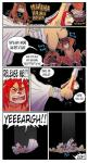 anthro ape balls big_breasts blush breasts canine clothed clothing comic crossgender dialogue disney don_karnage dream english_text female flaccid hair leobo male mammal nipple_pinch nipples penis primate red_hair talespin text tickling  Rating: Explicit Score: 1 User: Pasiphaë Date: August 06, 2015