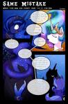 2016 comic duo english_text equine female feral friendship_is_magic hi_res horn mammal my_little_pony nightmare_moon_(mlp) princess_celestia_(mlp) princess_luna_(mlp) text vavacung winged_unicorn wings  Rating: Safe Score: 5 User: Robinebra Date: January 31, 2016