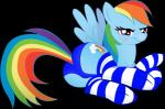 alpha_channel butt equine female feral friendship_is_magic hi_res horse looking_at_viewer mammal my_little_pony panties pegasus pinkiepizzles pony rainbow_dash_(mlp) smile underwear wings   Rating: Questionable  Score: 13  User: Robinebra  Date: April 13, 2014