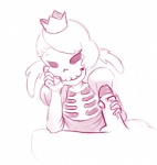 animated_skeleton bone clothing crown duo faceless_male female gloves hair handjob human male mammal not_furry penis princess royalty skeleton skeleton_princess skull solo_focus towergirls undead whatsalewd   Rating: Explicit  Score: 6  User: ROTHY  Date: December 27, 2014