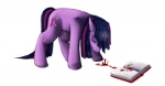 amputation animated blood book cartoon cutie_mark equine female feral friendship_is_magic gore horn koshou magic mammal my_little_pony plain_background solo standing twilight_sparkle_(mlp) unicorn white_background   Rating: Questionable  Score: 10  User: Sods  Date: October 13, 2011