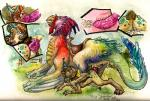 all_fours anthro anthro_on_feral beak bestiality cockatrice cum cum_in_pussy cum_in_uterus cum_inside duo female feral internal interspecies male male/female mammal nude penetration penis sex size_difference traditional_media_(artwork) trixy-the-spiderfox unusual_penis uterus vaginal vaginal_penetration  Rating: Explicit Score: 6 User: maiatherne Date: June 11, 2014""