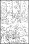 black_and_white comic dialogue donkey english_text equine feral hi_res human magic_user male mamabliss mammal monochrome text  Rating: Safe Score: 2 User: Pasiphaë Date: January 13, 2016