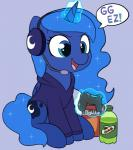 ! 2018 beverage blue_eyes bottle chibi chips_(food) clothed clothed_feral clothing controller cosmic_hair cutie_mark dialogue doritos dualshock_4 english_text equid eyebrows eyelashes feathered_wings feathers female feral food friendship_is_magic game_controller gaming glowing glowing_horn grey_background hair headgear headphones headset hoodie hooves horn levitation long_hair magic mammal microphone moon moozua mountain_dew my_little_pony open_mouth open_smile playing_videogame playstation playstation_4 playstation_controller portrait princess_luna_(mlp) simple_background sitting smile soda solo sony_corporation sony_interactive_entertainment sparkles speech_bubble text tongue topwear video_games winged_unicorn wingsRating: SafeScore: 15User: GlimGlamDate: July 07, 2018