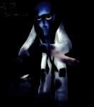ambiguous_gender berriessparrowmouse black_background clothing creepy dead death dismemberment gore humanoid nintendo open_mouth plain_background pokémon sawk solo video_games   Rating: Safe  Score: 3  User: VillainousVulpix  Date: October 22, 2013