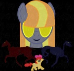 apple_bloom_(mlp) bone cub equine female feral friendship_is_magic group horse mammal my_little_pony pony ruby_(mlp) skeleton smile story_of_the_blanks undead unknown_artist young zombie  Rating: Safe Score: 2 User: Sods Date: August 01, 2011