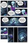 2017 animated_skeleton bone clothed clothing comic english_text flower flowey_the_flower fluffyslipper fur male papyrus_(undertale) plant skeleton text undead undertale video_games
