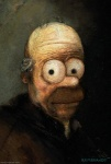 david_barton homer_simpson humor inspired_by_proper_art male not_furry oil_painting rembrandt solo the_simpsons   Rating: Safe  Score: 22  User: Vyss  Date: May 19, 2012