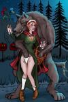 anthro basket beauty_mark big_bad_wolf blue_eyes blush breasts canine clothing duo erect_nipples exposed female fingering hair hand_in_panties hand_in_underwear hi_res human human_on_anthro interspecies little_red_riding_hood little_red_riding_hood_(copyright) male male/female mammal mavruda nipple_bulge nipples open_mouth orange_hair outside panties picnic_basket skirt skirt_lift tight_clothing underwear vaginal vaginal_fingering wolf yellow_eyes  Rating: Explicit Score: 9 User: Pasiphaë Date: February 08, 2016