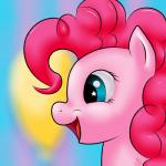 balloon blue_eyes equine female friendship_is_magic fur hair horse mammal my_little_pony open_mouth pink_fur pink_hair pinkie_pie_(mlp) pony rayhiros signature smile solo tongue   Rating: Safe  Score: 1  User: Jatix  Date: March 10, 2014