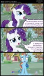 2013 blue_eyes building comic cutie_mark dialogue english_text equine female feral friendship_is_magic fur hair horn mammal multicolored_hair my_little_pony outside paint rainbow_hair raining rarity_(mlp) recolor scootaloooo_(artist) snow solo text unicorn white_fur  Rating: Safe Score: 2 User: slyroon Date: June 05, 2013