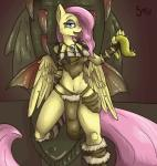 anthro clothed clothing equine female fluttershy_(mlp) friendship_is_magic fur_clothing gastropod mammal my_little_pony necklace pegasus poisindoodles ring_of_namira slug the_elder_scrolls_v:_skyrim wings   Rating: Safe  Score: 16  User: Sinwolf13  Date: March 03, 2015