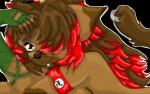 brown_fur brown_hair cat feline female fur hair looking_at_viewer mammal nazi solo swastika wholelottabillie  Rating: Questionable Score: 1 User: Caroway Date: April 20, 2010