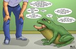 amphibian carnivore_cafe comic educational english_text female feral frog group human male mammal nude paws pd_(artist) text vore what what_has_science_done   Rating: Explicit  Score: 3  User: msc  Date: May 26, 2007