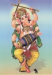 absurd_res anthro elephant ganesh ganesha hi_res hindu male mammal religion   Rating: Safe  Score: 16  User: Vakarian  Date: January 01, 2013