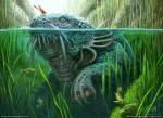 ambiguous_gender arthropod christopher_burdett claws detailed_background digital_media_(artwork) feral fish frills group insect lizard magic_the_gathering marine nature official_art outside partially_submerged plant quadruped reptile scalie signature solo_focus tentacles underwater water webbed_feet   Rating: Safe  Score: 3  User: Circeus  Date: April 01, 2015